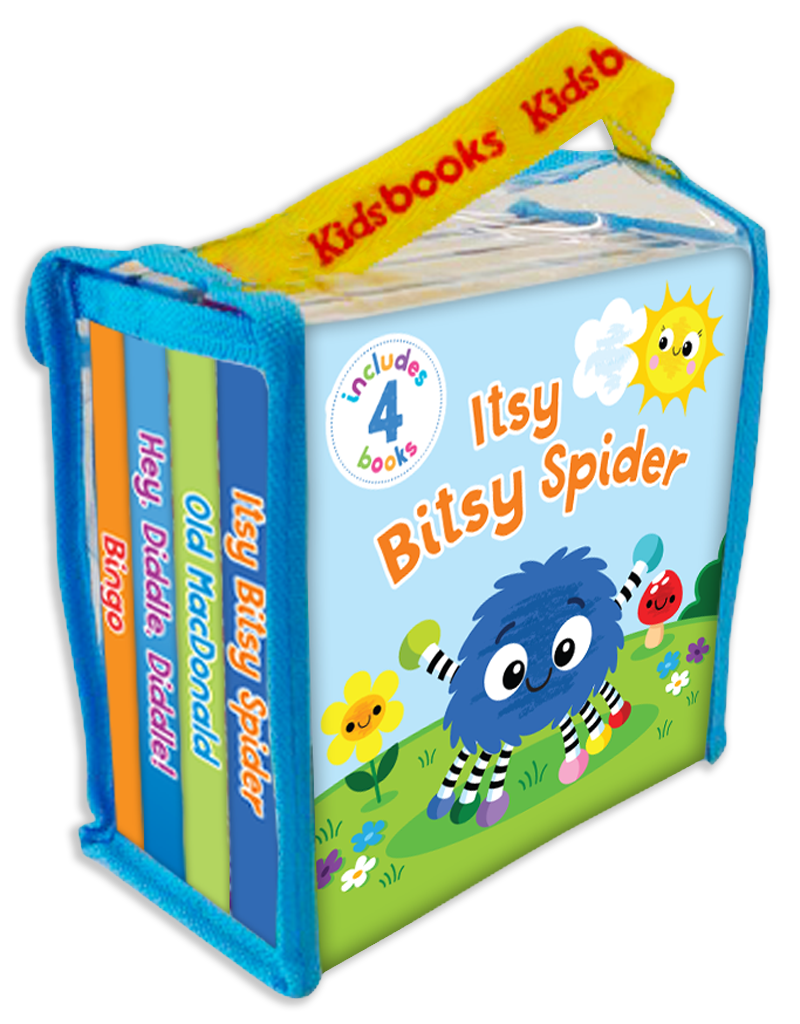 Nursery Rhymes Little Library Babies And Toddlers Will Enjoy Hours Of Fun With Their Very Own Little Library Of Belov Baby Book Nursery Rhymes Little Library
