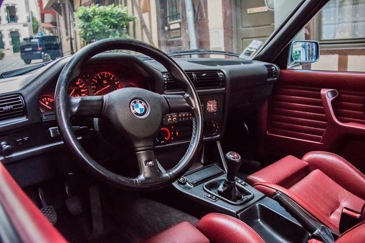 BMW e30 sports interior | BMW the greats | Pinterest | Bmw e30, E30 ...
