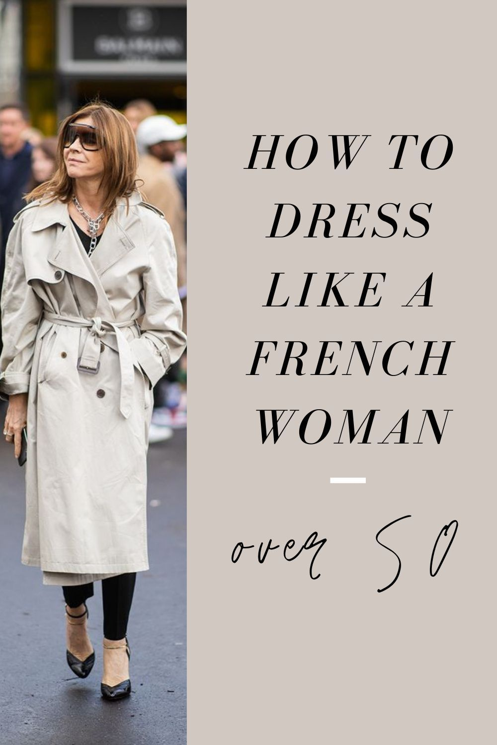39++ How to dress like a french woman over 50 info