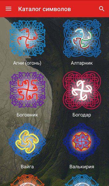 The Slavic-Aryan symbolism