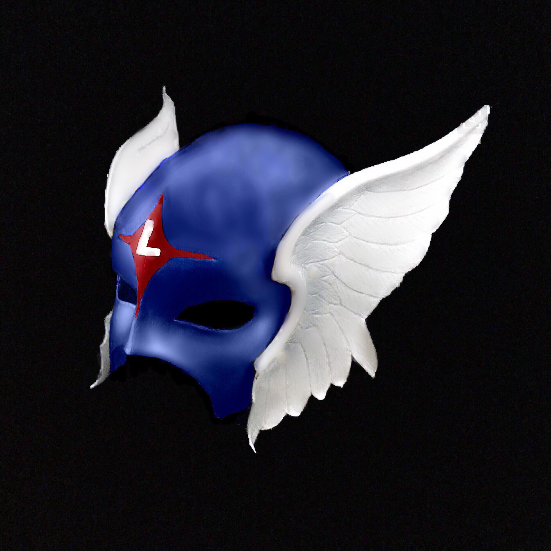 Lady Liberty's original helmet, concept art 2