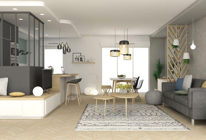 Quartier Monplaisir - décoration - aménagement - rénovation