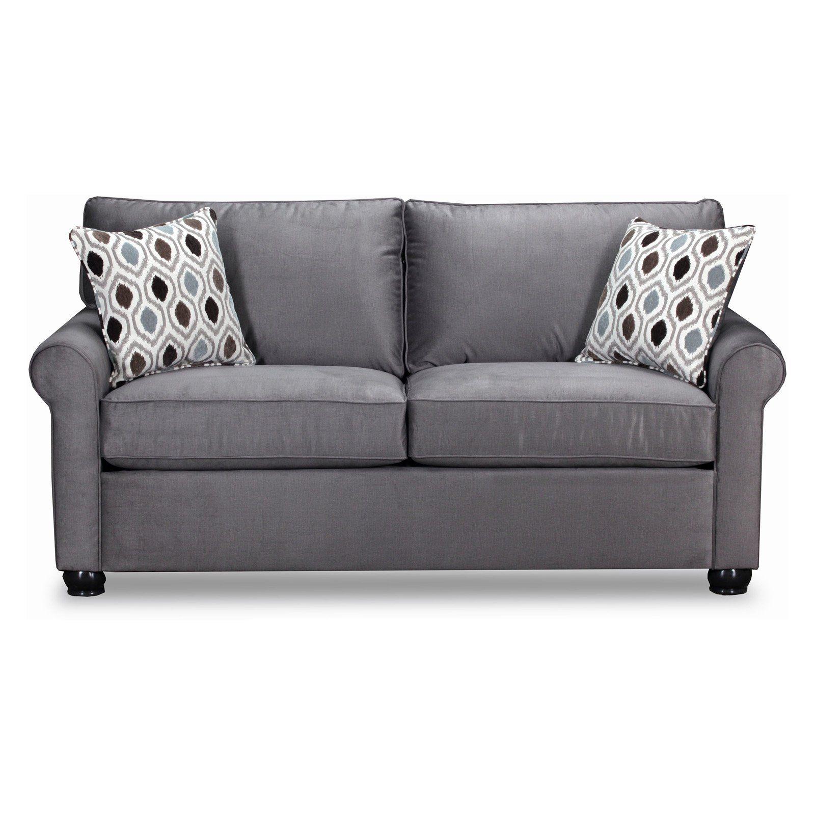 Simmons Upholstery Jojo Full Sleeper Sofa Smoke Sofa Upholstery Full Sleeper Sofa Sofa Bed Sale