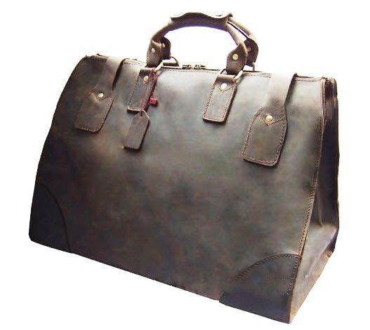 """ModernManBags.com - """"Budapest"""" Men's Full Grain Leather Weekender Travel Carryall Bag, $159.99 (http://www.modernmanbags.com/budapest-mens-full-grain-leather-weekender-travel-carryall-bag/)"""