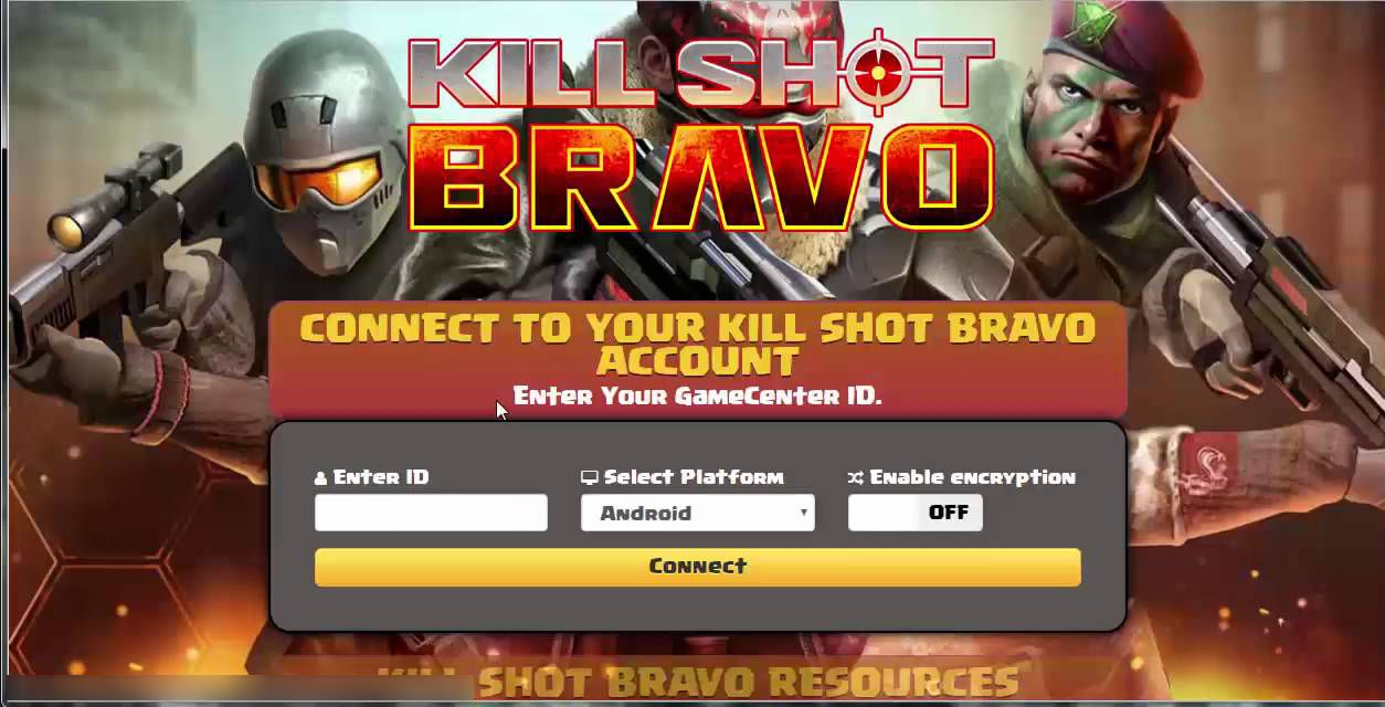 Android-iOS] How to Get Free Gold and Bucks on <b>Kill Shot Bravo</b> ...