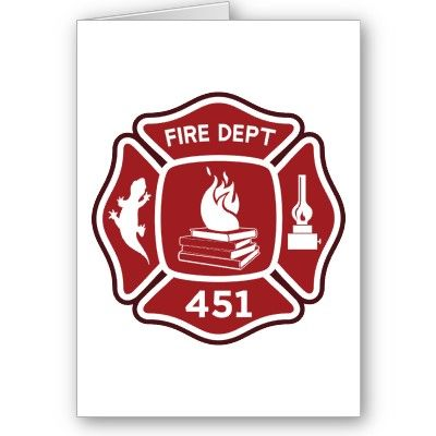 The tag of the firemen picture 5 fahrenheit 451 for Fahrenheit 451 tattoo