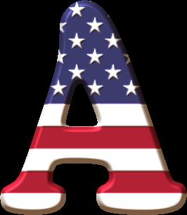 Blindada Por Deus Alfabeto Estados Unidos Png Flag Alphabet Lettering Alphabet Alphabet Print