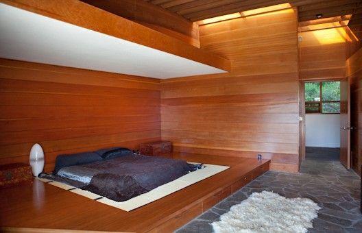 Inside John Lautner\'s Modern Castle, the Schwimmer House | John ...
