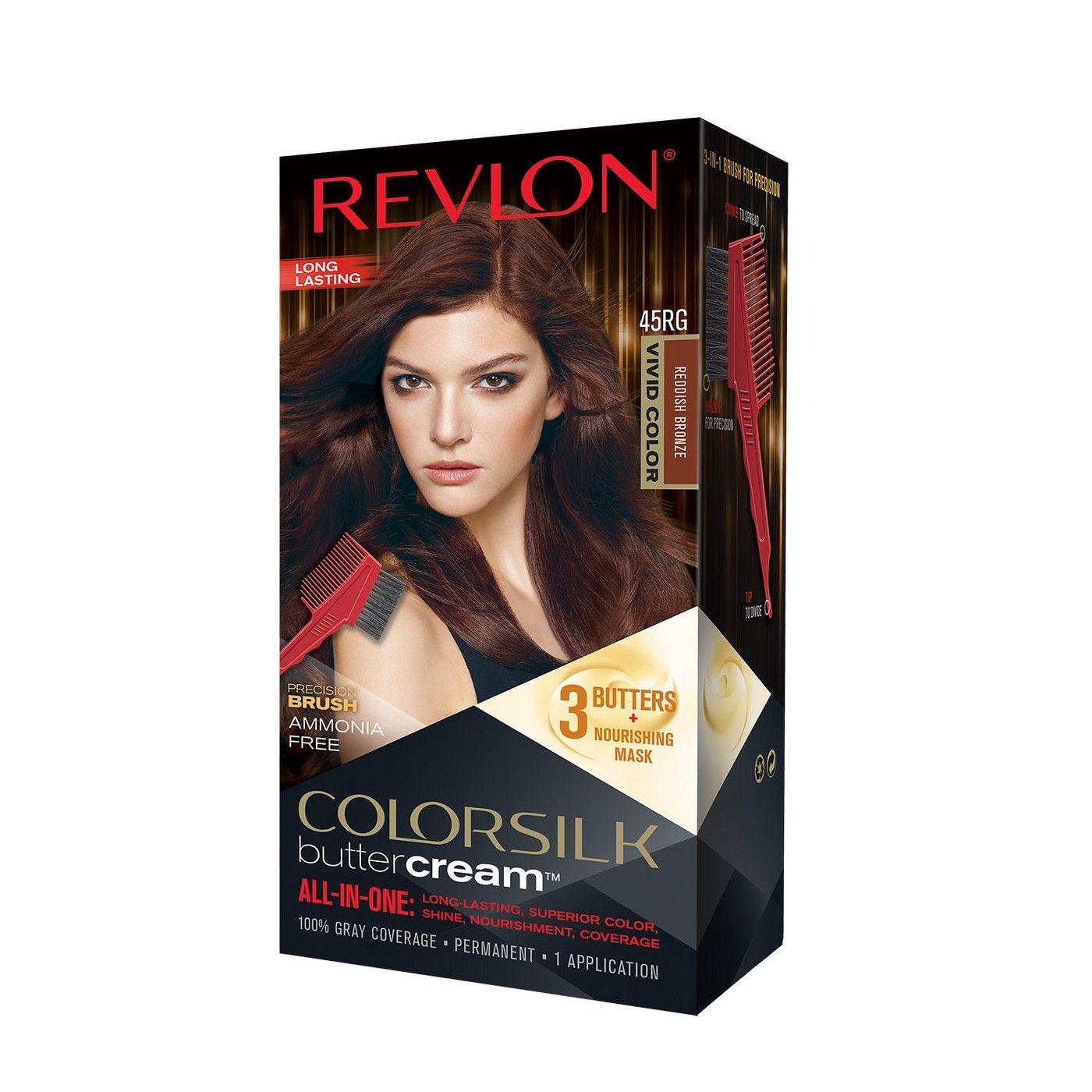 Revlon Luxurious Colorsilk Buttercream Haircolor Image
