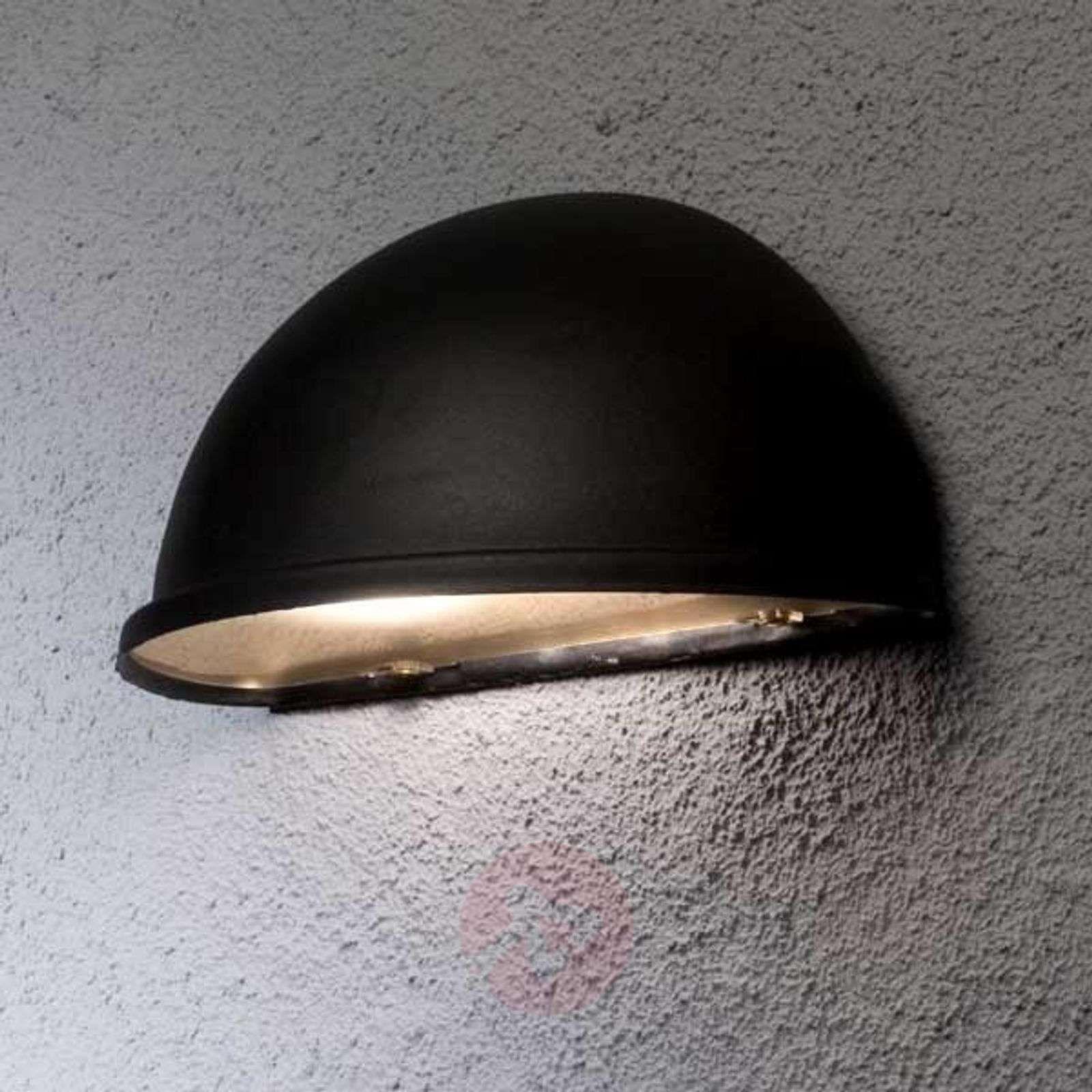Zewnetrzna Lampa Scienna Torino E27 Czarna Outdoor Wall Lighting Outdoor Wall Lamps Wall Lights