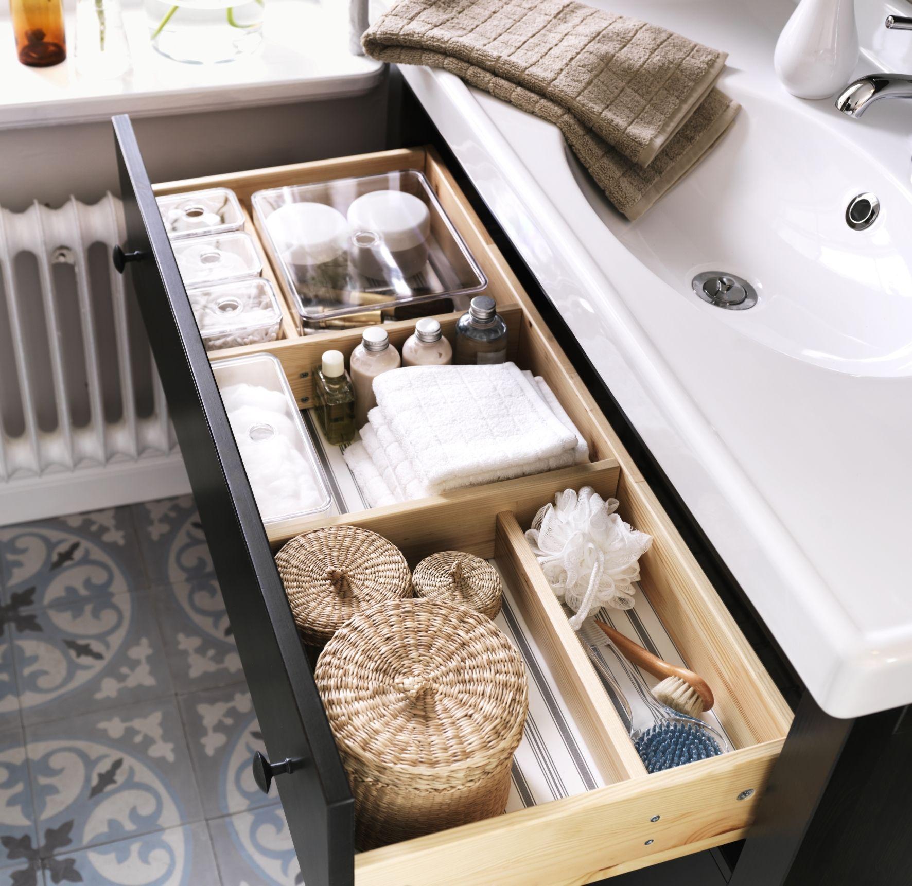 IKEA Badmöbel - voller Funktionalität und Feinheit - Badezimmer