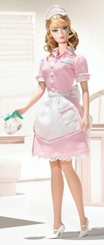 the waitress  2006  silkstone barbie