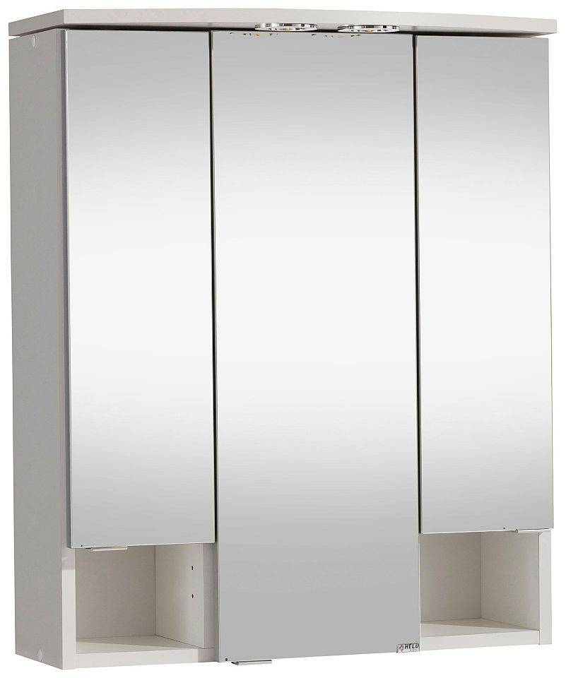 Held Möbel Spiegelschrank »Sidney« mit Beleuchtung Jetzt bestellen