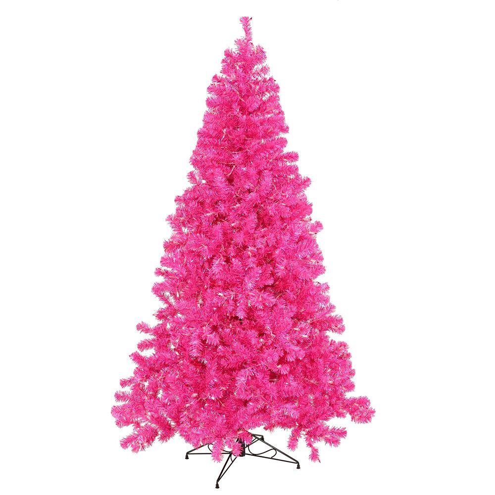 7 foot Hot Pink Tree - B881671 | Tickle Me Hot Pink | Pinterest ...