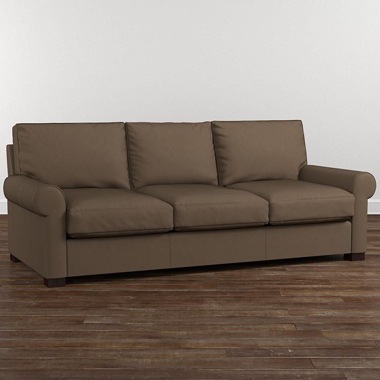 Bassett Furniture   American Casual Scarborough Great Room Sofa