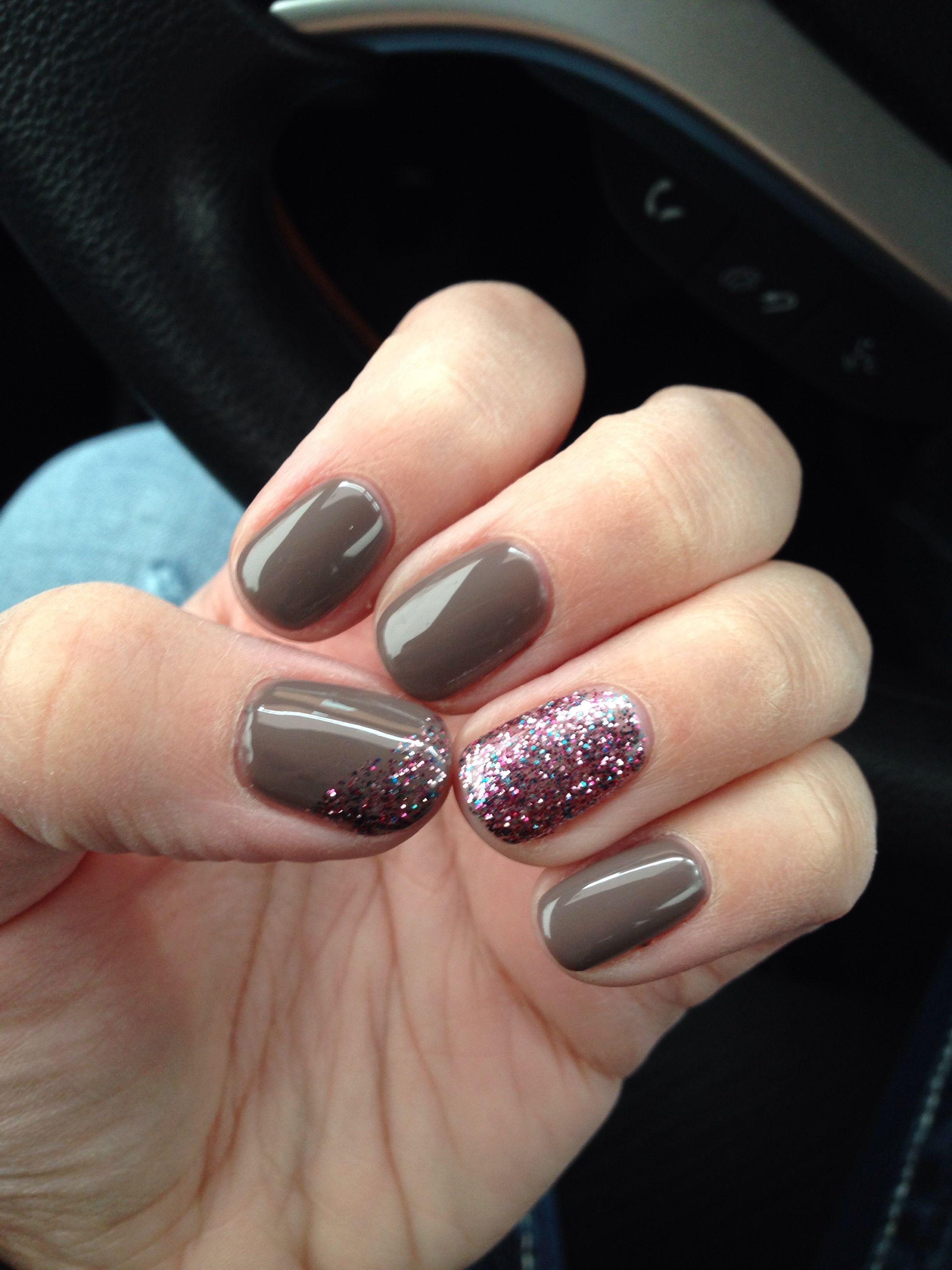 Christy Cs Sasssycc Nails Aprilsnailz Cnd Shellac Rubble