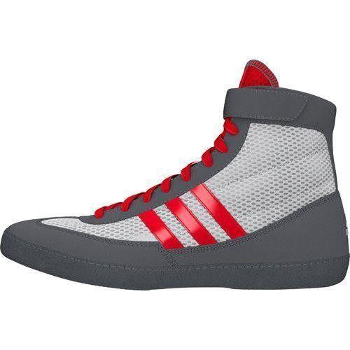 bd7184c3480607 good adidas combat speed 4 youth wrestling shoes 712ec 3c789