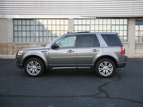 What I would love for my next vehicle to be. LR 2