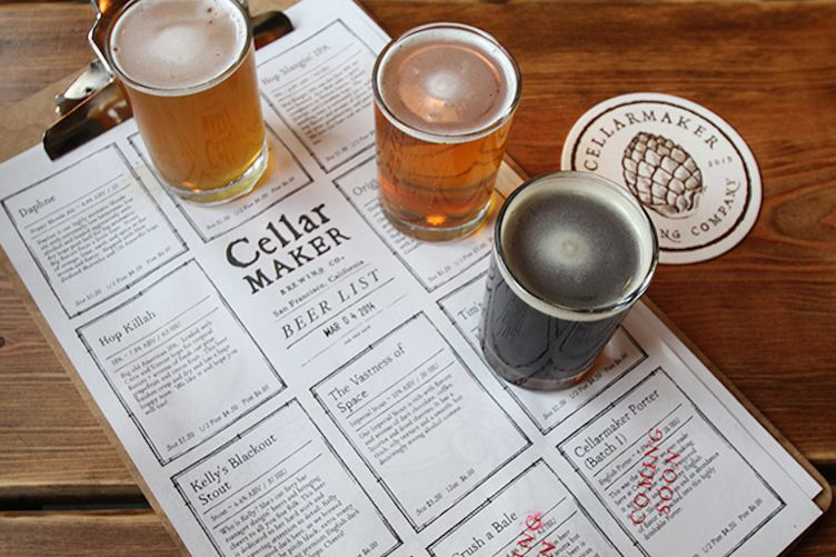 Cider in San Francisco is having its moment -- and then some. In honor of the Cider Summit on April 25, we've rounded up the best places for cider in SF.