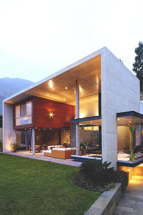Superbe Cooles Haus. Schöne Moderne ...