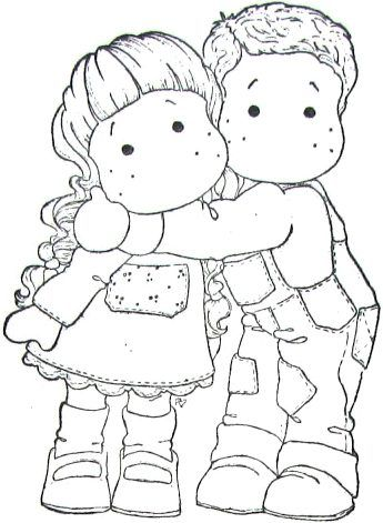 brother coloring pages - photo#20