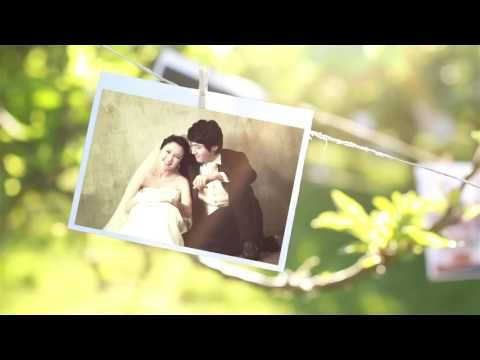 TEMPLATE SONY VEGAS PRO 11 - 12 - 13 - WEDDING SLIDESHOW l [TAME ...