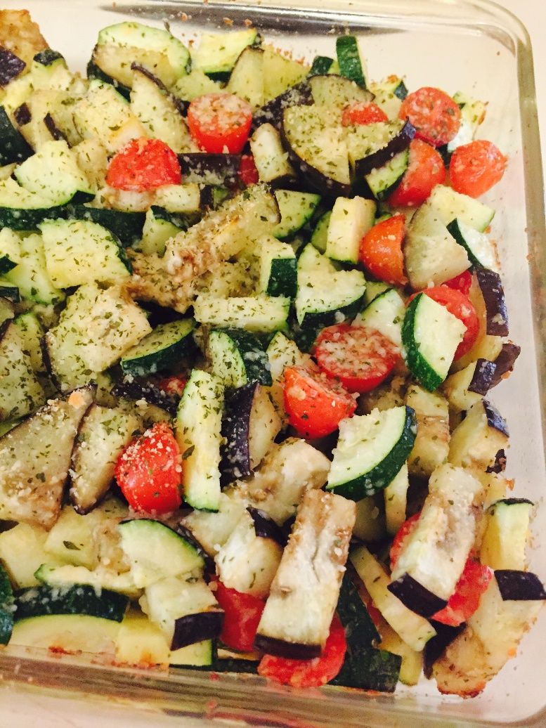 Roasted Vegetable Bake  Get the recipe here: http://media.wix.com/ugd/5df435_e91ba2a96af2458d9ae738fb16030837.pdf