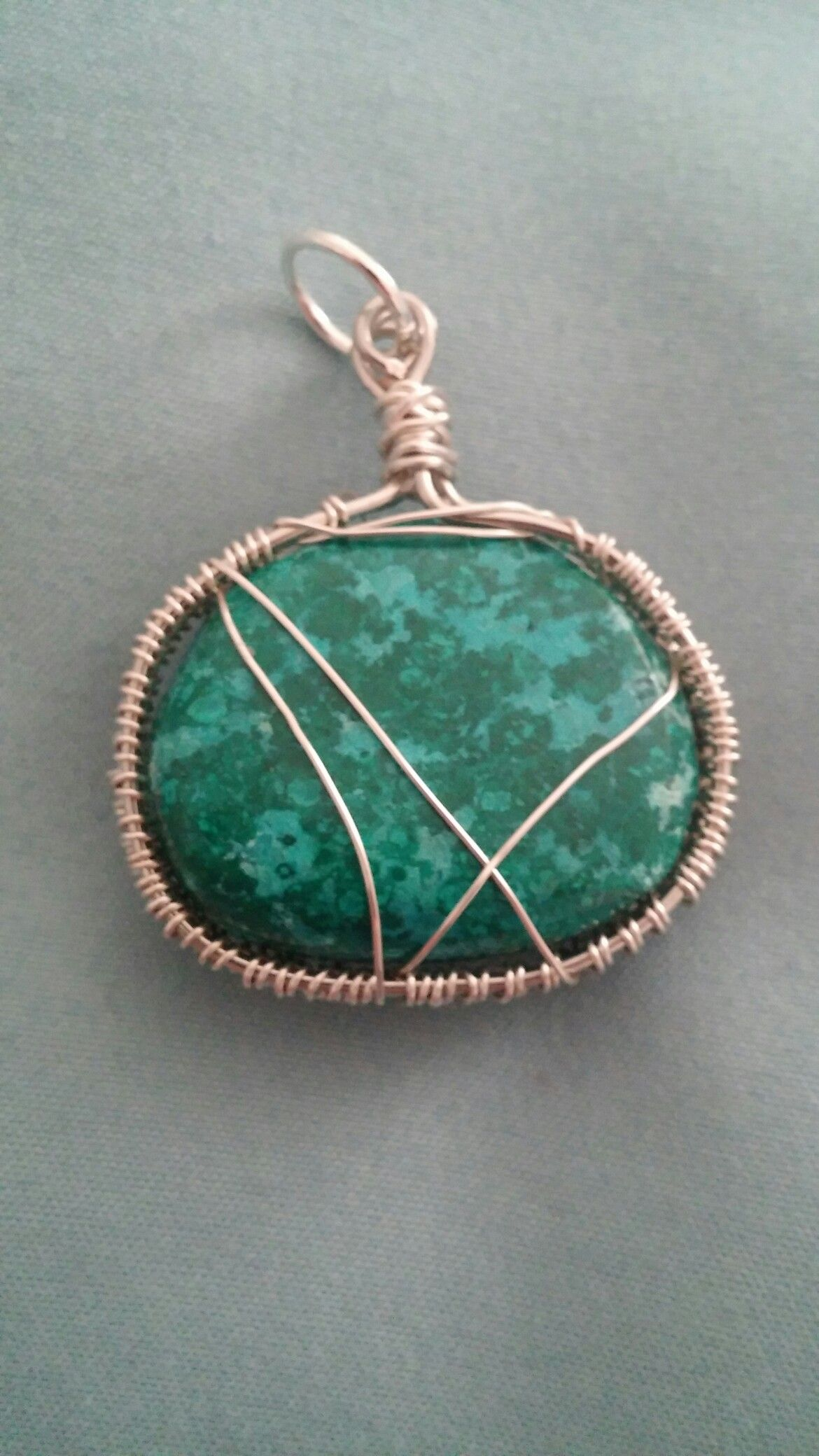 Pin by Michael Hill on Wire-wrapped stone Jewelry by Michael ...