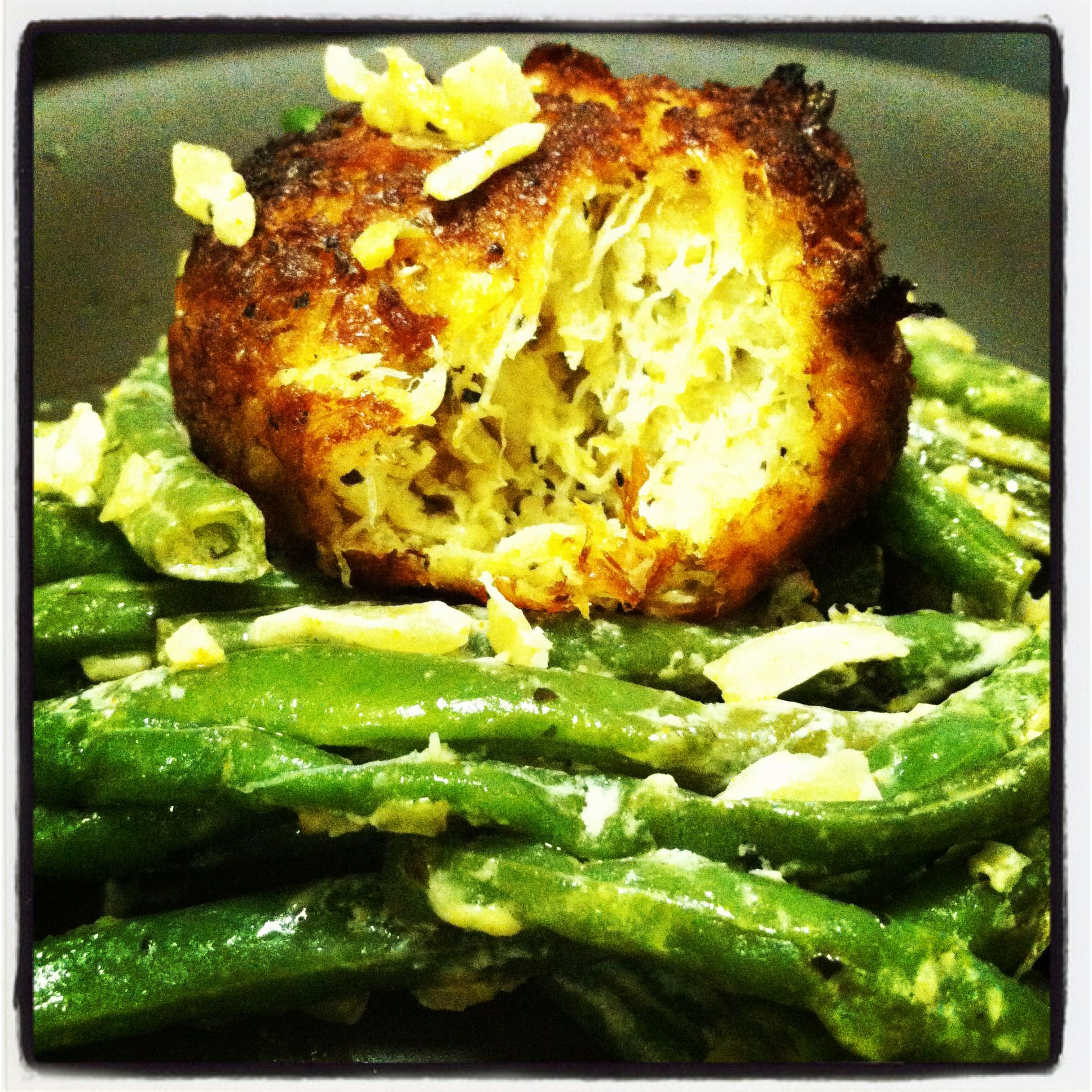 Crab cake by crab cakes