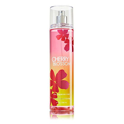 Bath and Body Works Cherry Blossom Fine Fragrance Mist 8fl