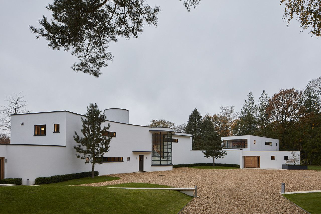 A Former Ambassadors English House Asks 40 Million Architecture