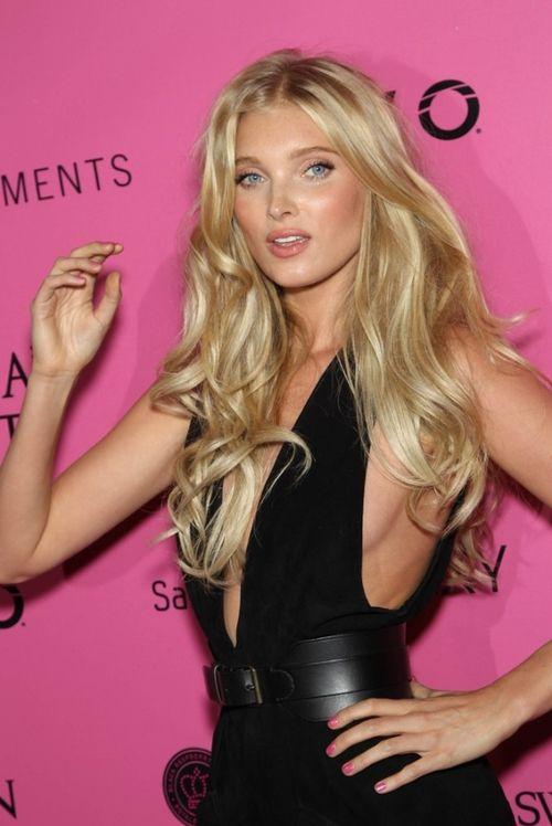 Elsa Hosk Lbd Blonde Glam Slam 3 Bombshell Hair Beauty Bombshell Makeup