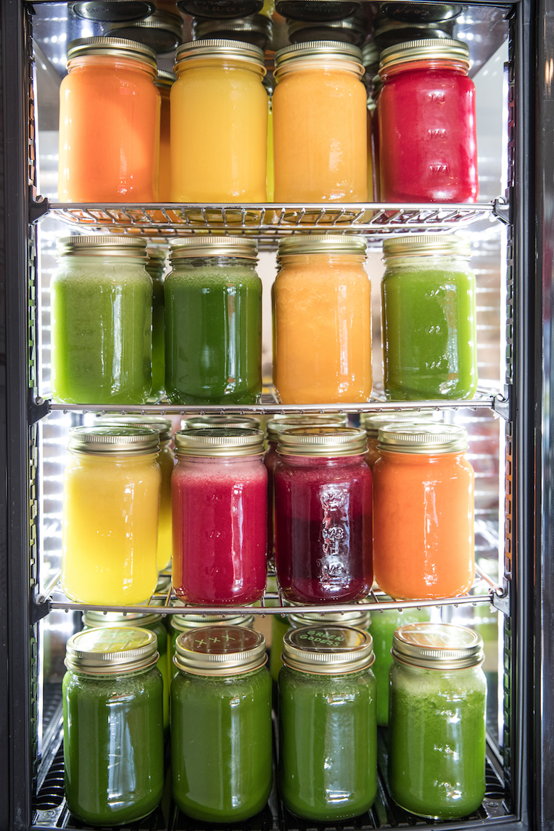 Starting 2020 with a Detox? Try These 4 Local Juices in