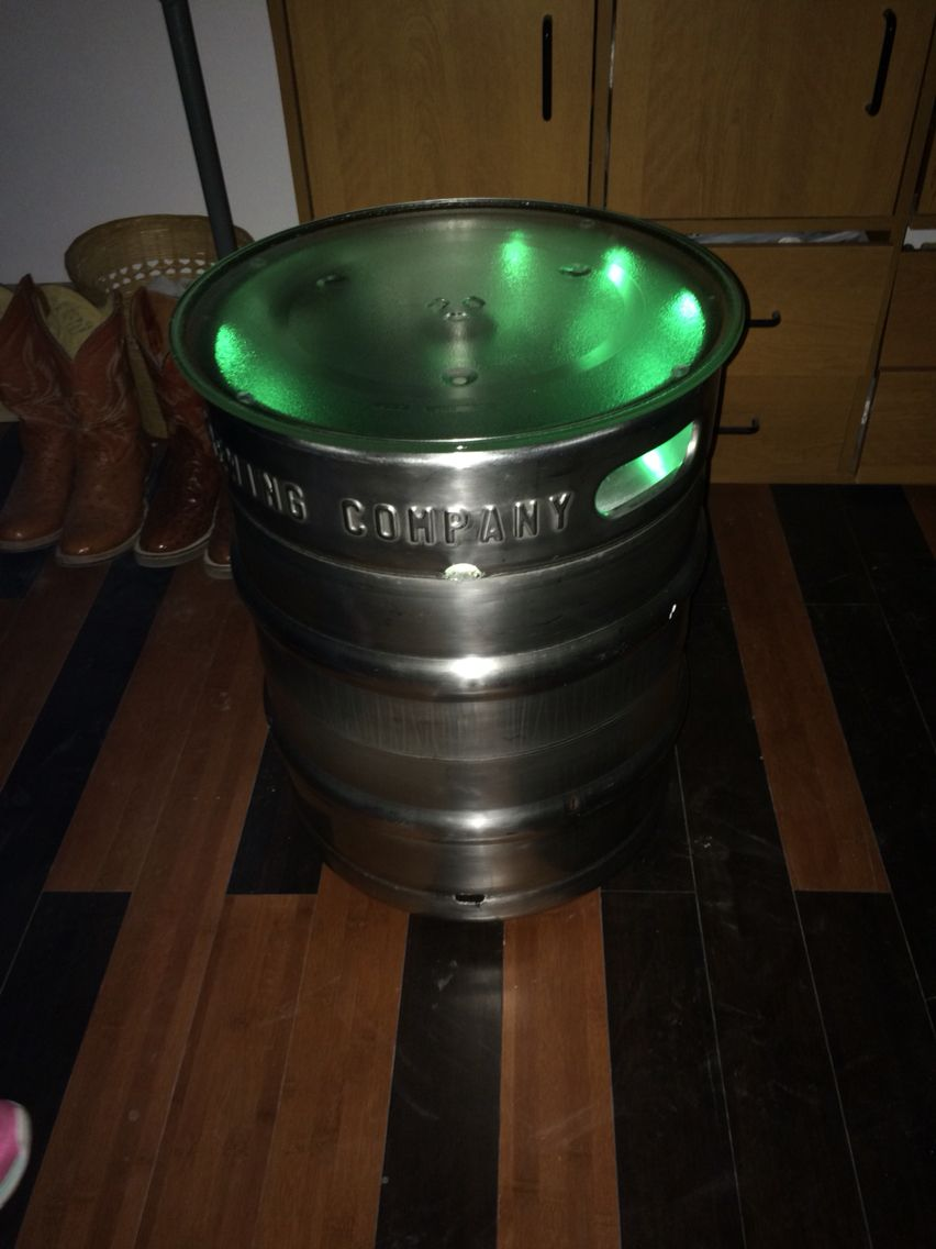 Image Result For Keg Stool Kit Mancave Keg Table Beer