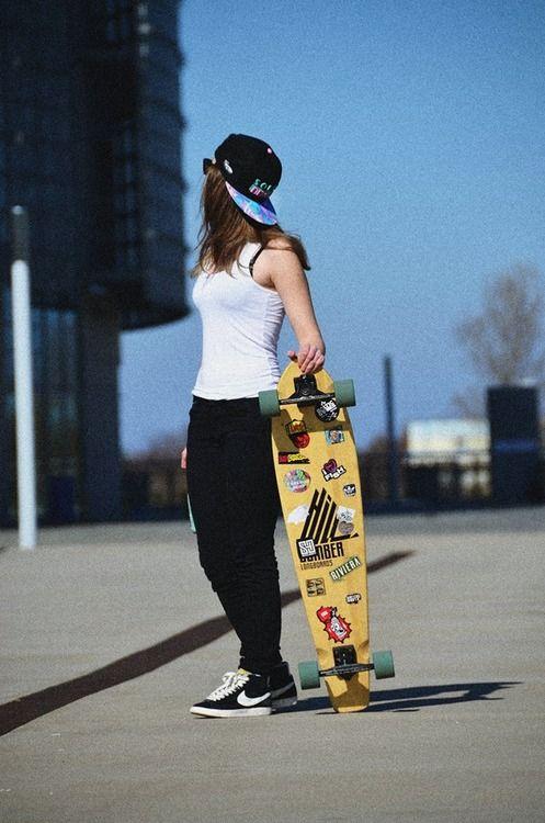 Tumblr N3z3p56lmg1sur8pxo1 500 Jpg 497 750 Skater Look Skate Style Skate Girl