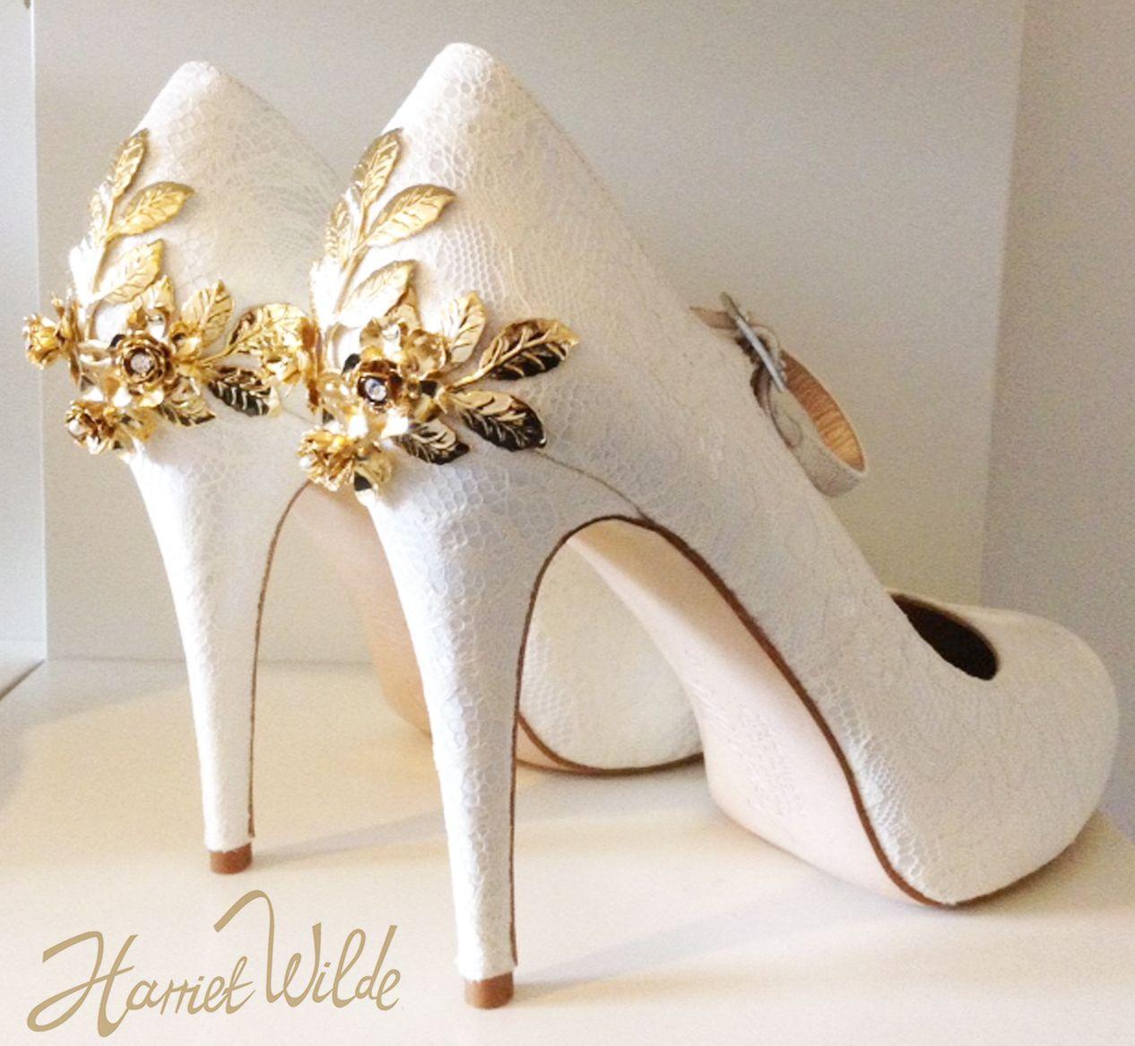 Martha Bespoke Harriet Wilde Wedding Shoes Price On Request Visit Www Harrietwilde