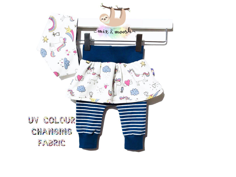 8dbe14635 Newborn Baby Leggings and Bib Set