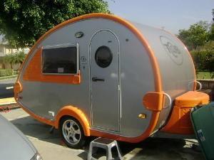 Tab Teardrop Camper By Ellebasi