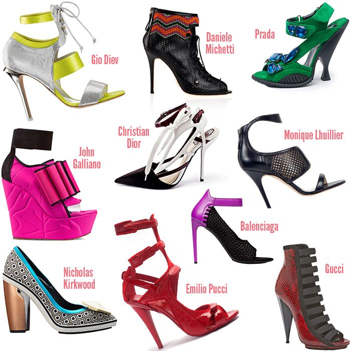 Designer Heels Archives - ShoeRazzi
