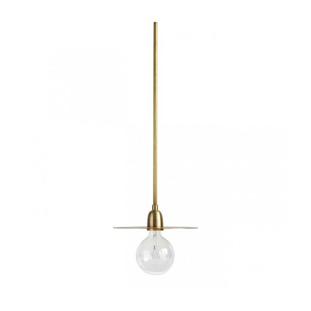 Lampe Suspension Laiton House Doctor