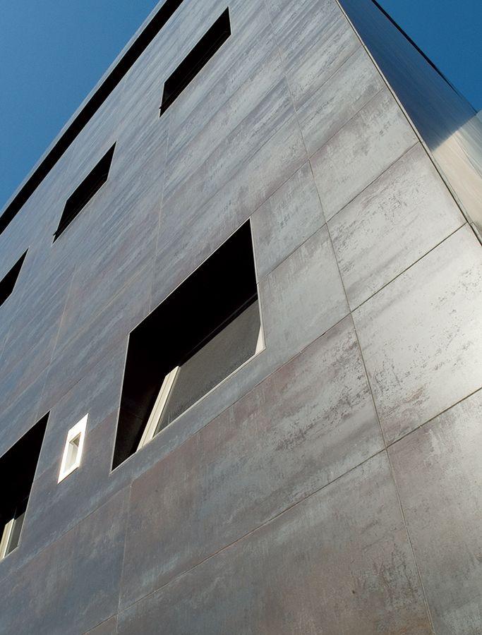 Bonded Facades Exterior Facades Facade Facade Cladding Exterior