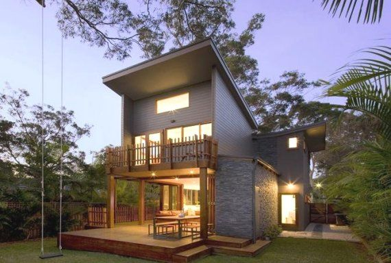 Tiny Home Designs Australia: Luxury Houses Home Designing Architecture Contemporary
