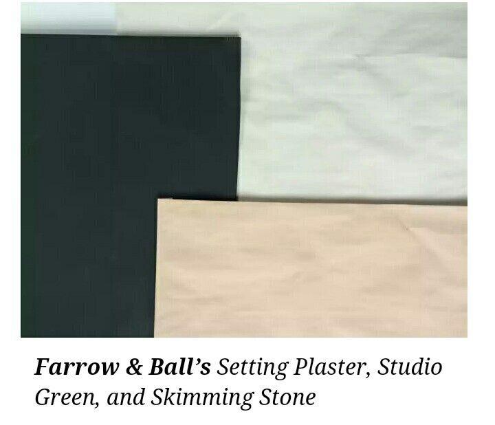 Best Farrow Ball S Setting Plaster Studio Green Skimming 400 x 300