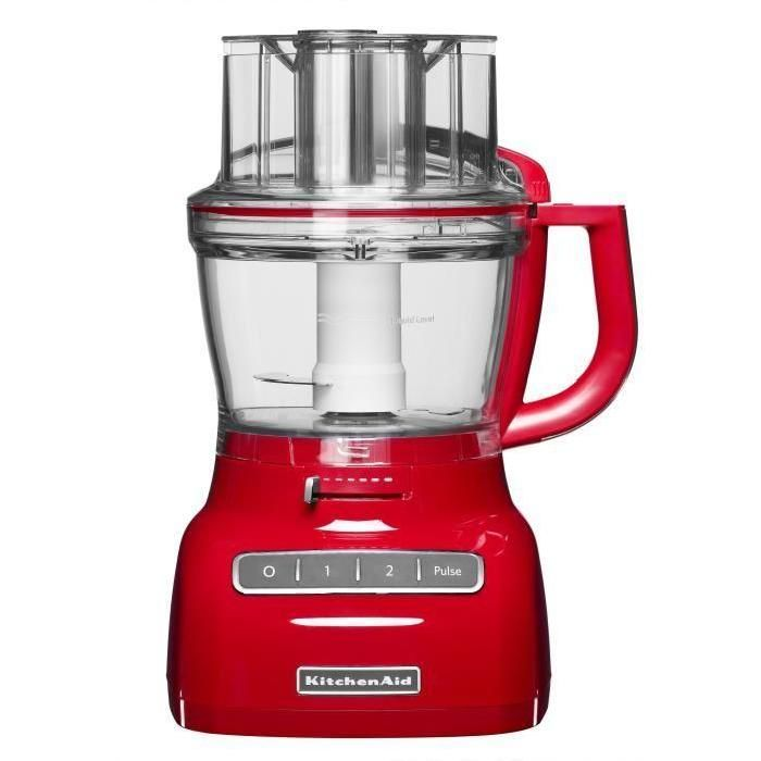 KITCHENAID 5KFP1335EER Robot multifonctions 3 L - Rouge empire ...