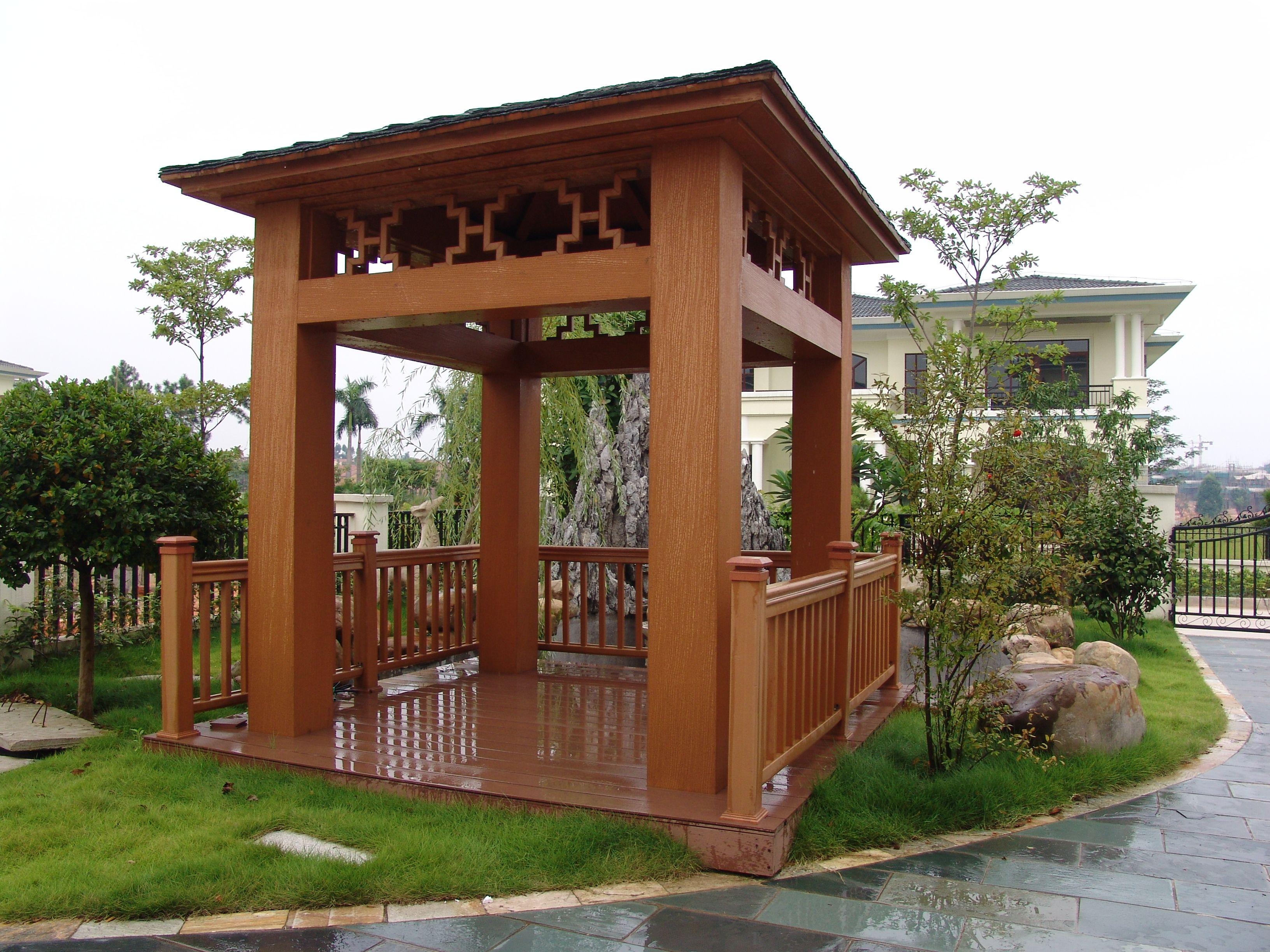 buy backyard wpc pavilion buy backyard wpc pavilion material