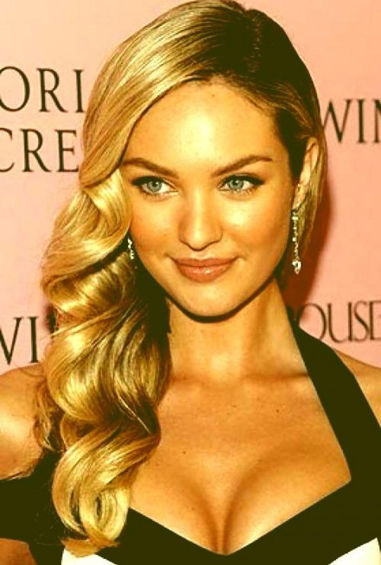 prom hairstyles pulled to the side best 25 side swept curls