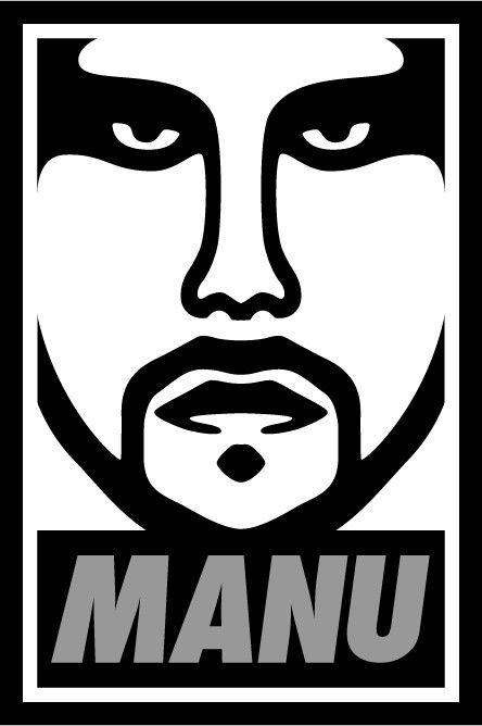 Manu ginobili obey buy a sticker here http josephsilvasclothing bigcartel