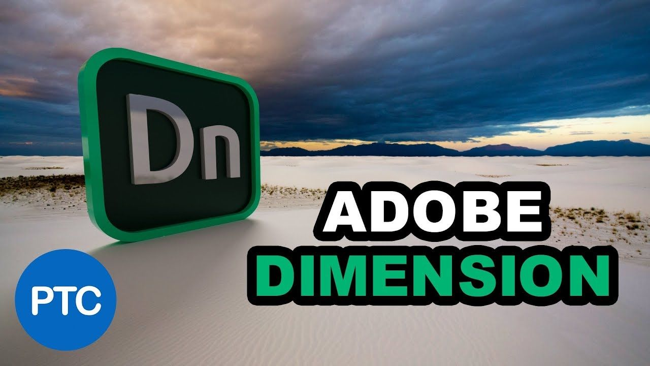 Cc Tutorial Adobe Dimension Cc Tutorials Learn How To Use Adobe Dimension Cc