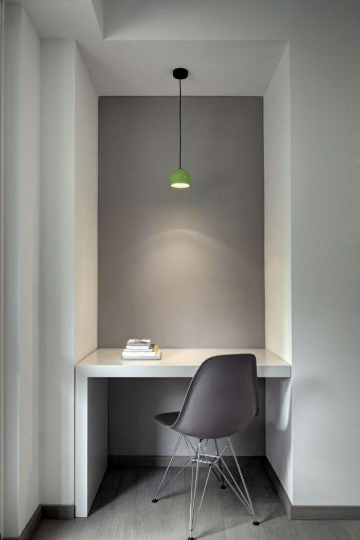 GroBartig Farbgestaltung Wohnzimmer Wandgestaltung Wanddesign Büro Grau