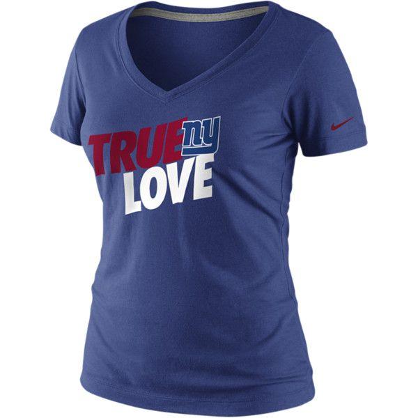 Nike New England Patriots Team Dedication Women's NFL Tee Shirt